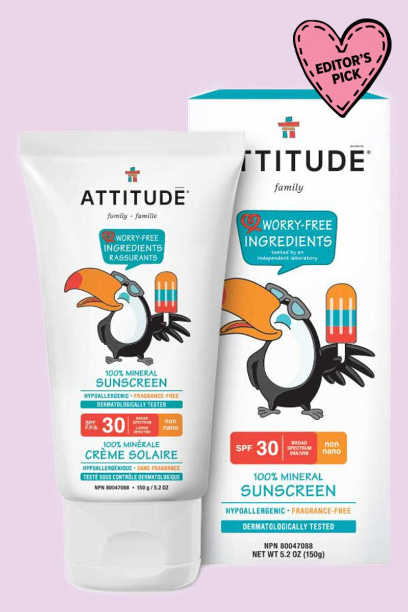 Editor S Picks 19 Of The Best Zinc Oxide Sunscreens For Your Body Mineral Sunscreen Sunscreen Packaging Kids Sunscreen
