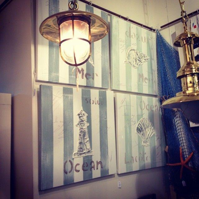 Decoracion marinera decoracin marinera la satisfecha for Decoracion casa marinera