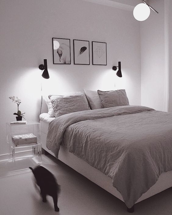 30 Minimalist Bedroom Decor Ideas that are Not Too much but Just Enough #minimalisthomedecor