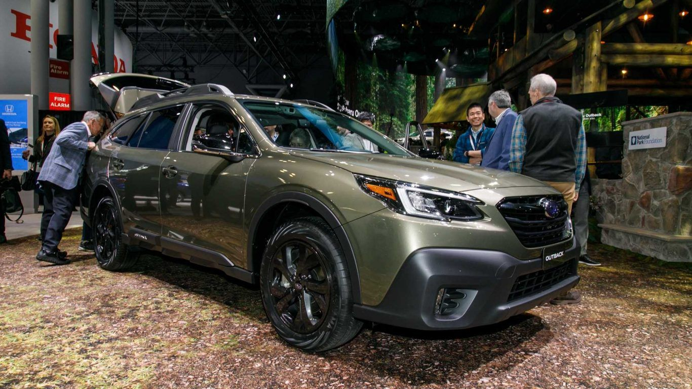2020 Subaru Outback Review, Cost, Trim Levels, Changes
