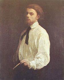 Henri Fantin-Latour, Self-portrait, 1859