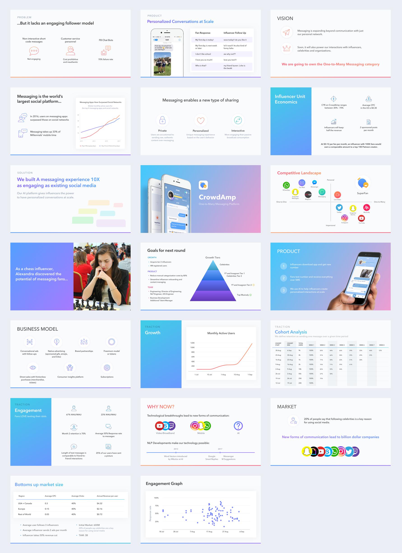 Safety In Colors Presentation Design Web App Design Pitch Presentation