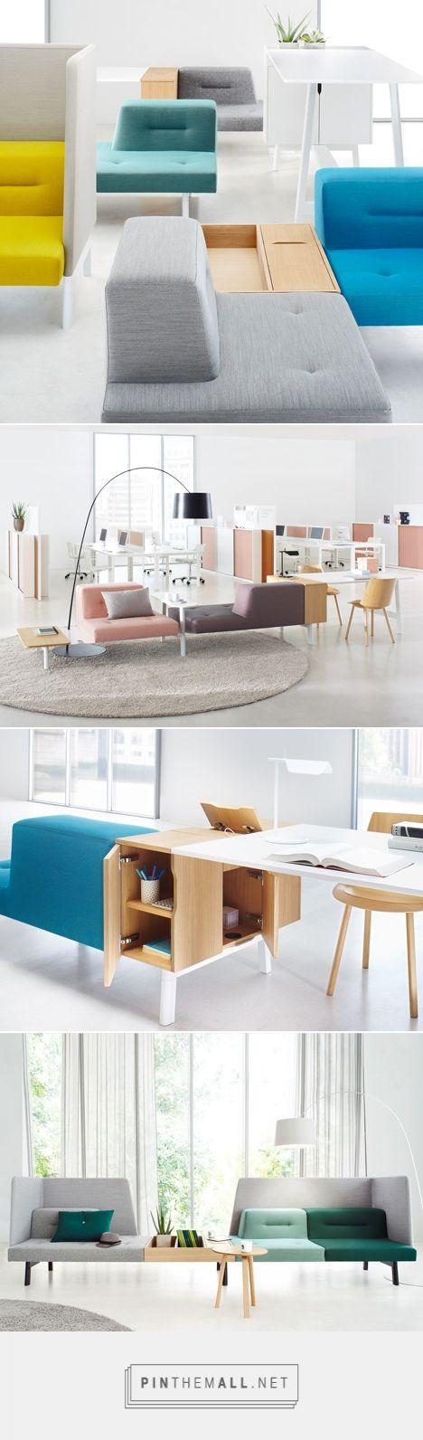Docks Furniture System For Ophelis By Till Grosch And Bjorn Meier Meier