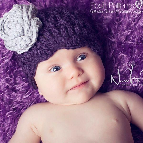 free crochet hat pattern | Crochet & now Knitting! | Pinterest