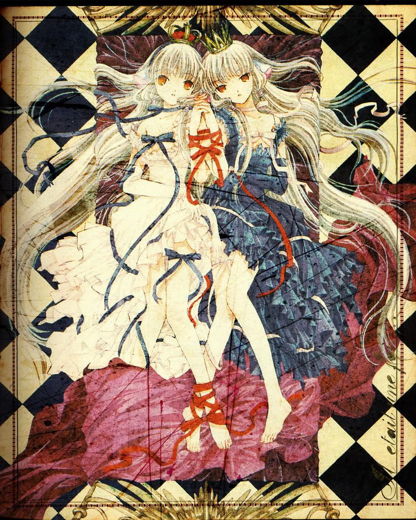 Chobits Freya Manga