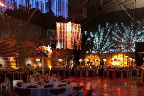 Wedding Catering Event Services At California Science Center