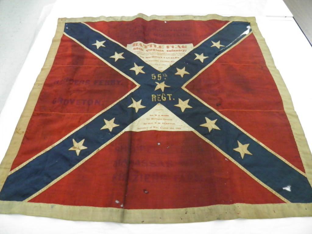 Va Battle Flags