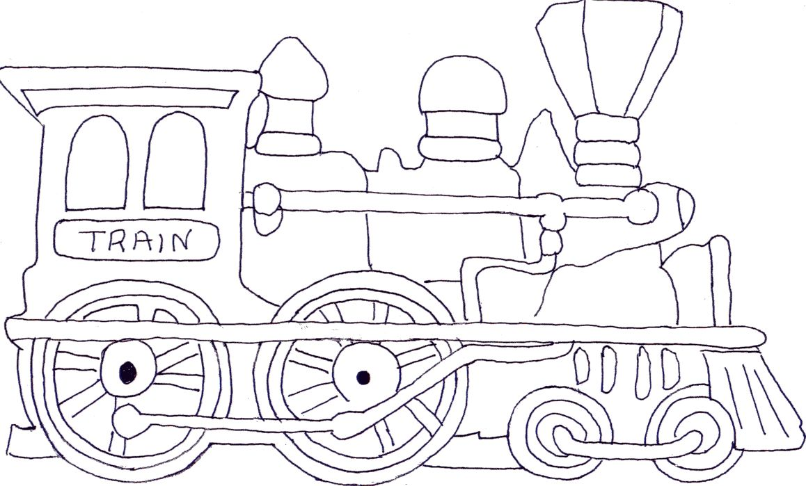 68 Top Crayola Coloring Pages Trains For Free