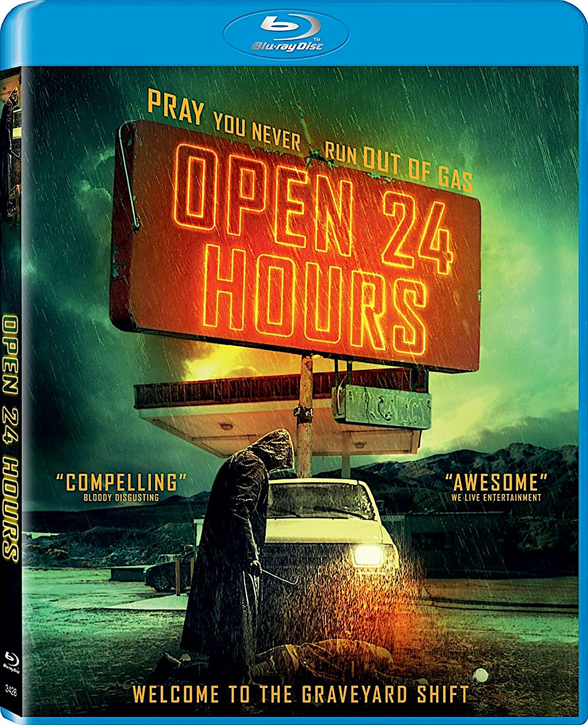 OPEN 24 HOURS BLURAY (4DIGITAL) in 2020 Open 24 hours