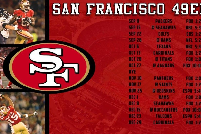 San Francisco 49ers Wallpaper 2018 ·① WallpaperTag in 2020