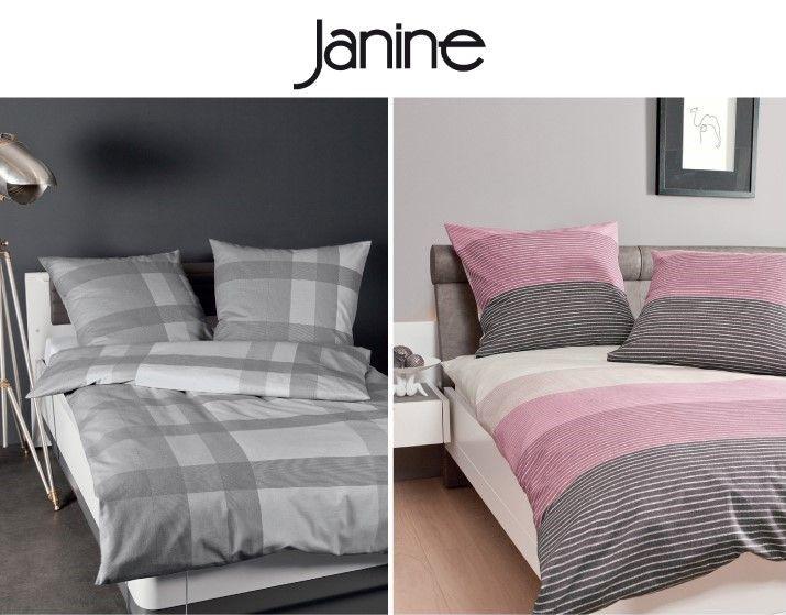 Die Hochwertigen Biber Und Flanell Bettwäsche Sets Von Janine Sind