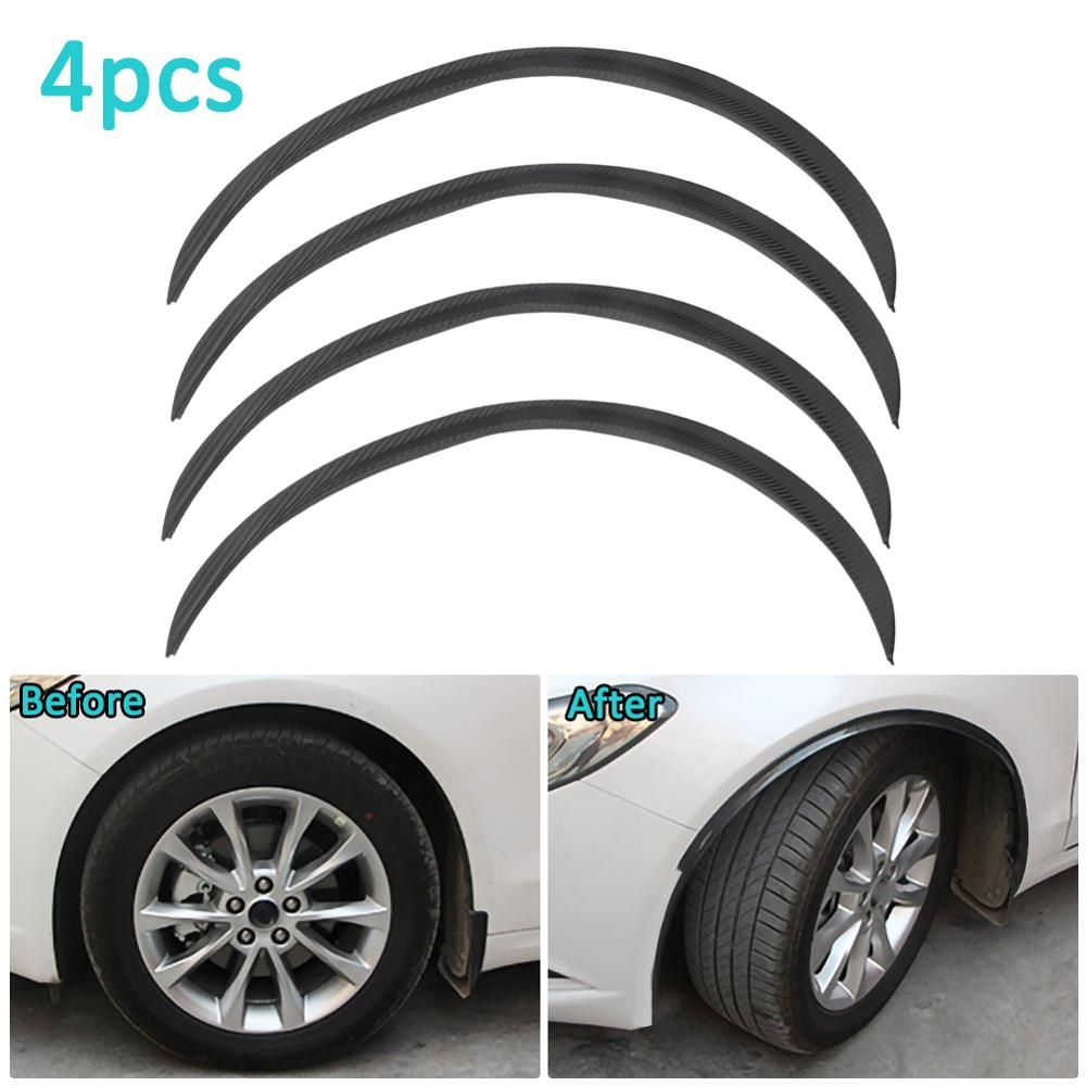 1 Using High Strength Soft Rubber Material Strong Plasticity 2 The Surface Is Carbon Fiber Pattern A Fender Flares Car Exterior Accessories Car Exterior [ 1000 x 1000 Pixel ]