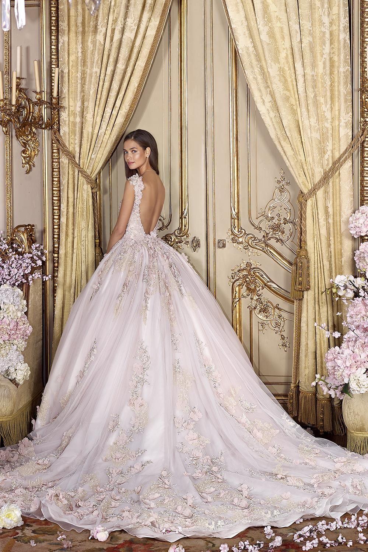 Anastasia Wedding Dress from Demetrios hitched.co.uk