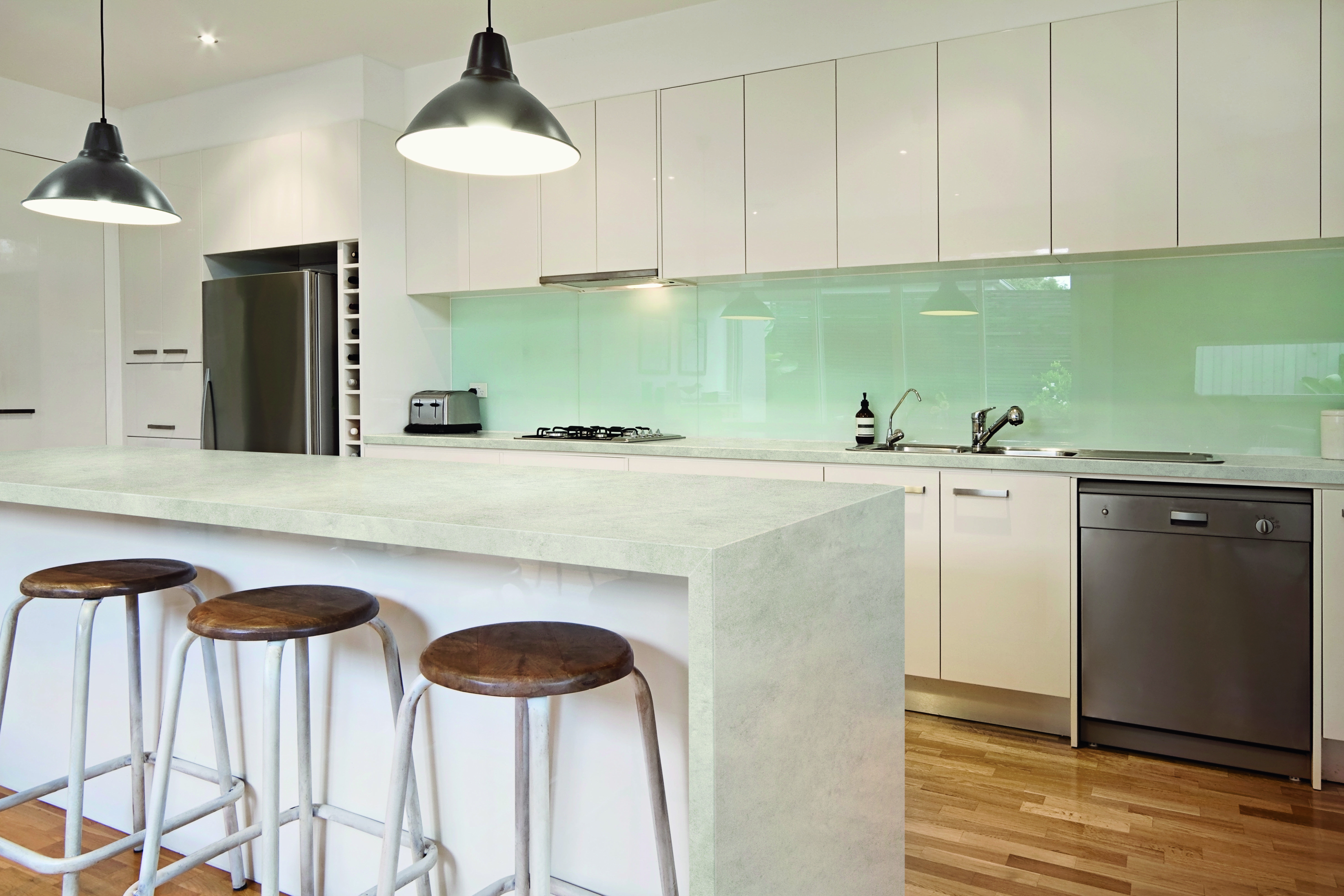 Encimera Techlam Hydra Collection // Countertop made of Techlam ...