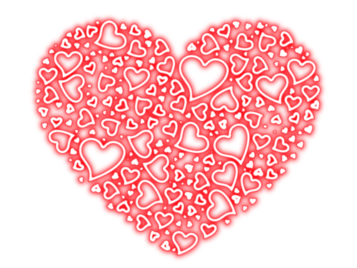 Check Out The Sticker I Made With Picsart Colorful Heart Valentines Items Valentine Crafts