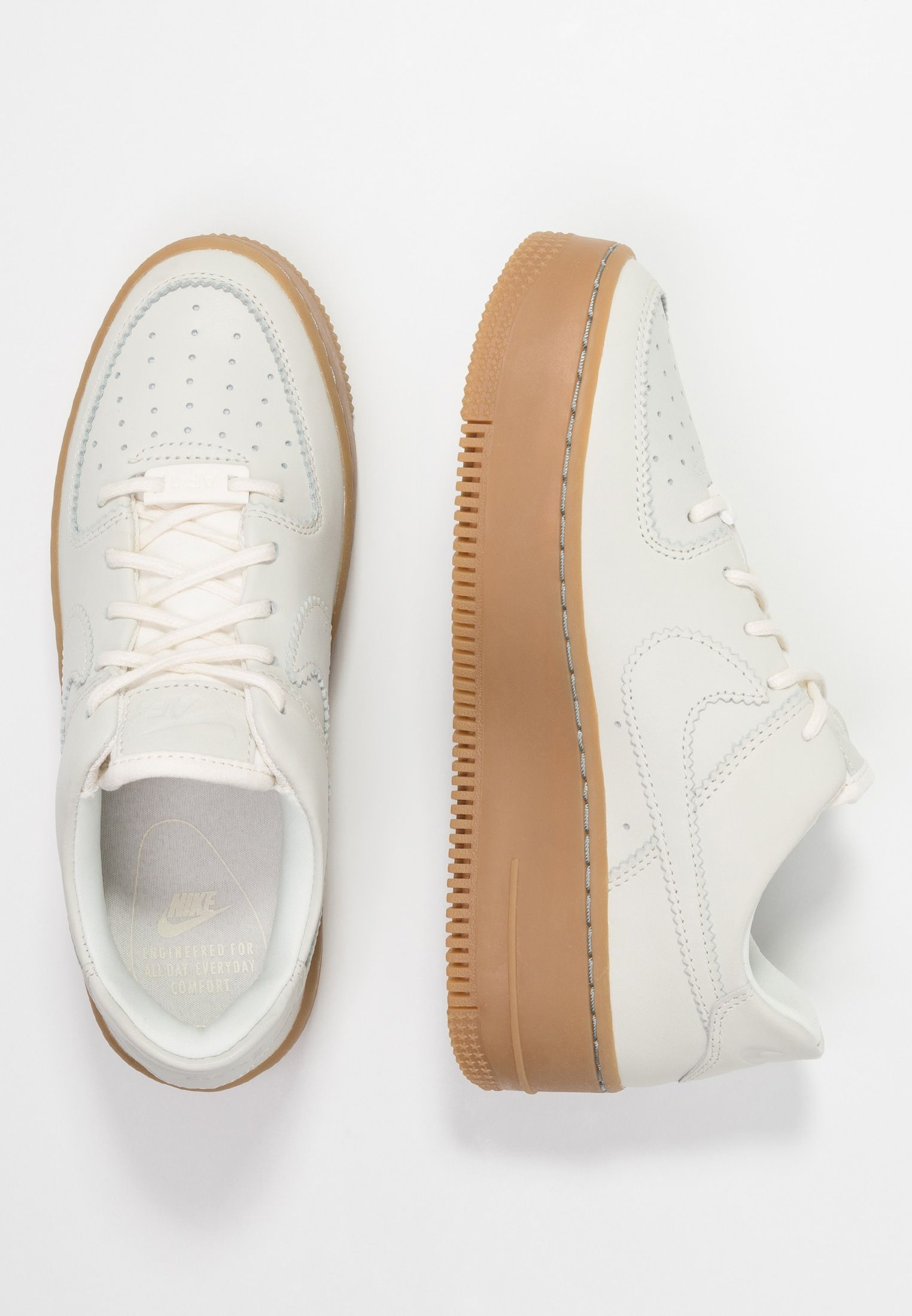 AIR FORCE 1 SAGE Baskets basses pale ivory Nike