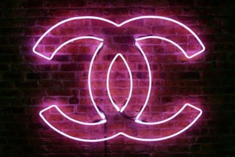 CoCo Chanel Neon signs, Neon lighting, Neon