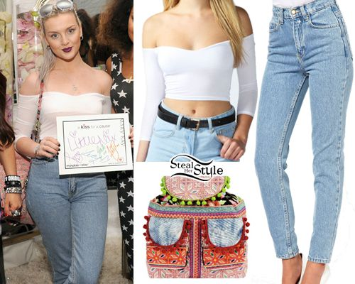 high waisted jeans for teens - Jean Yu Beauty