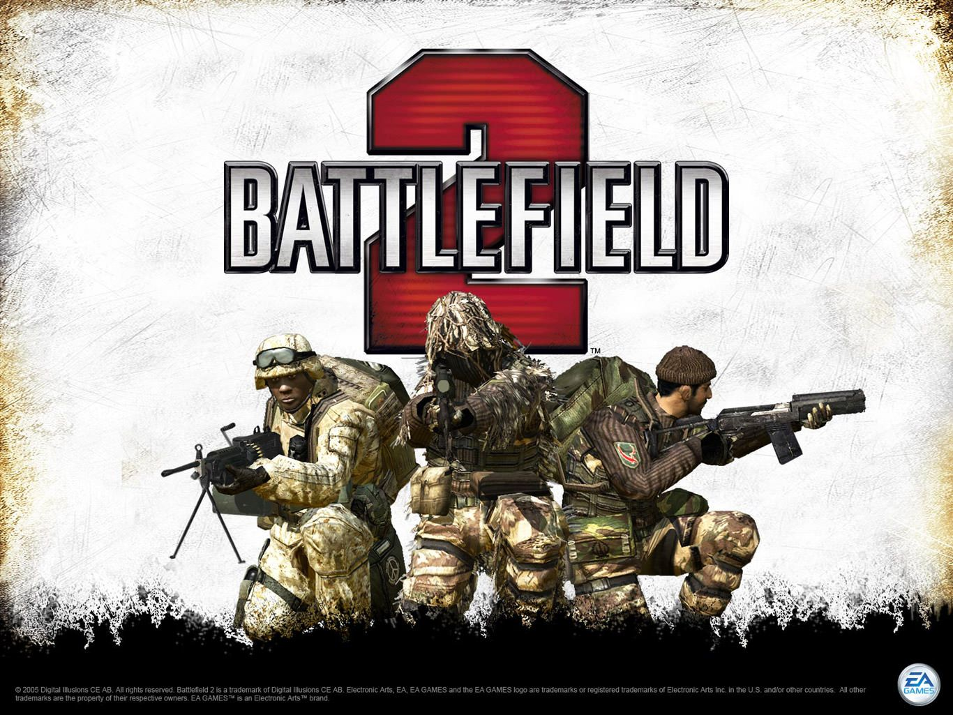 Battlefield 2 - 2005