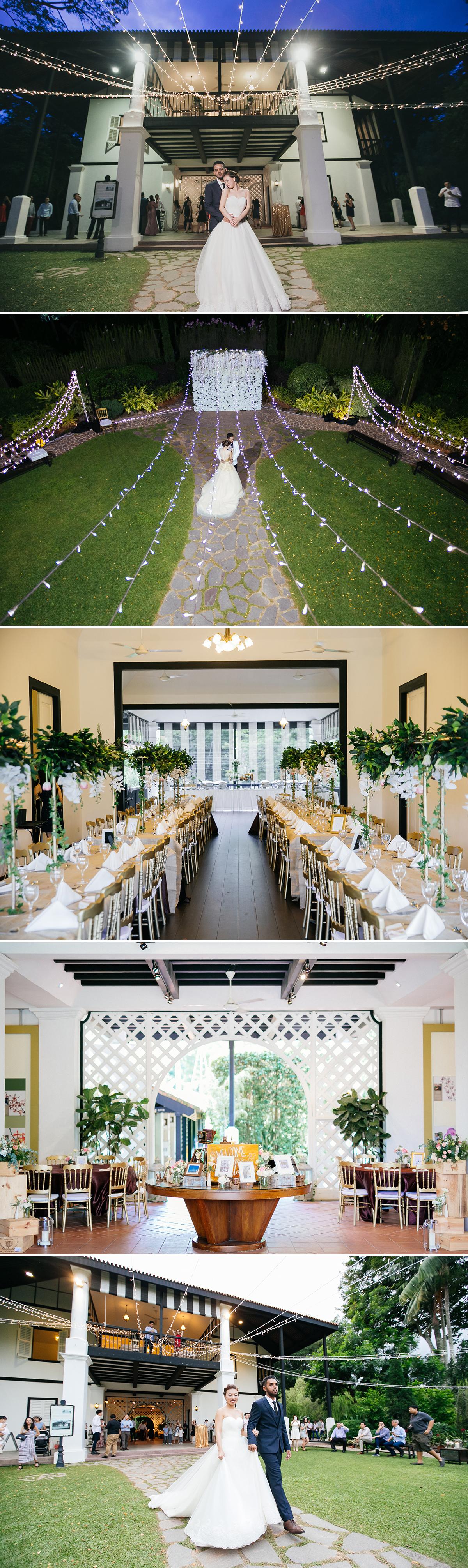 wedding reception photo booth singapore%0A Burkill Hall at Botanic Gardens    Garden wedding venues in Singapore