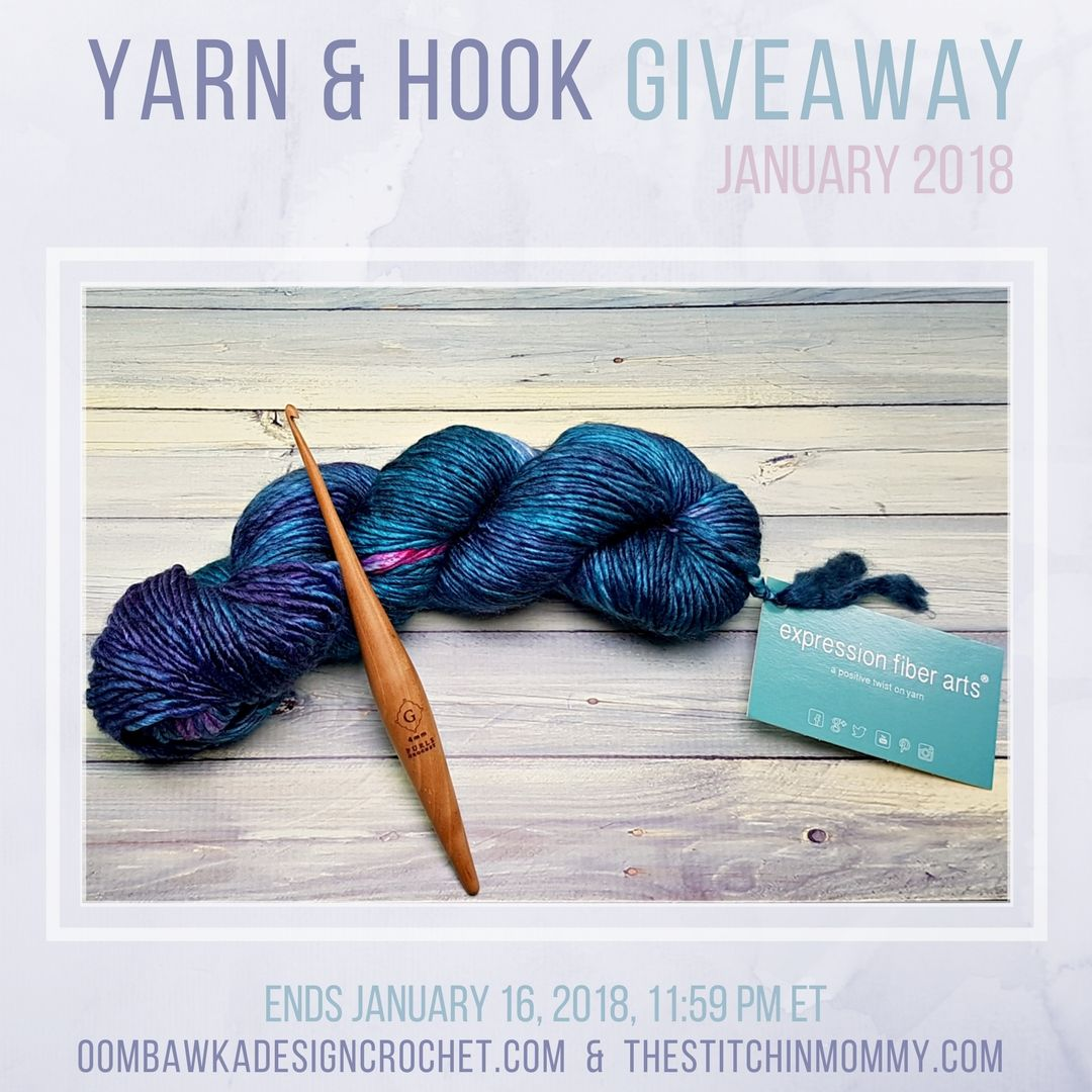 Giveaways january 2018