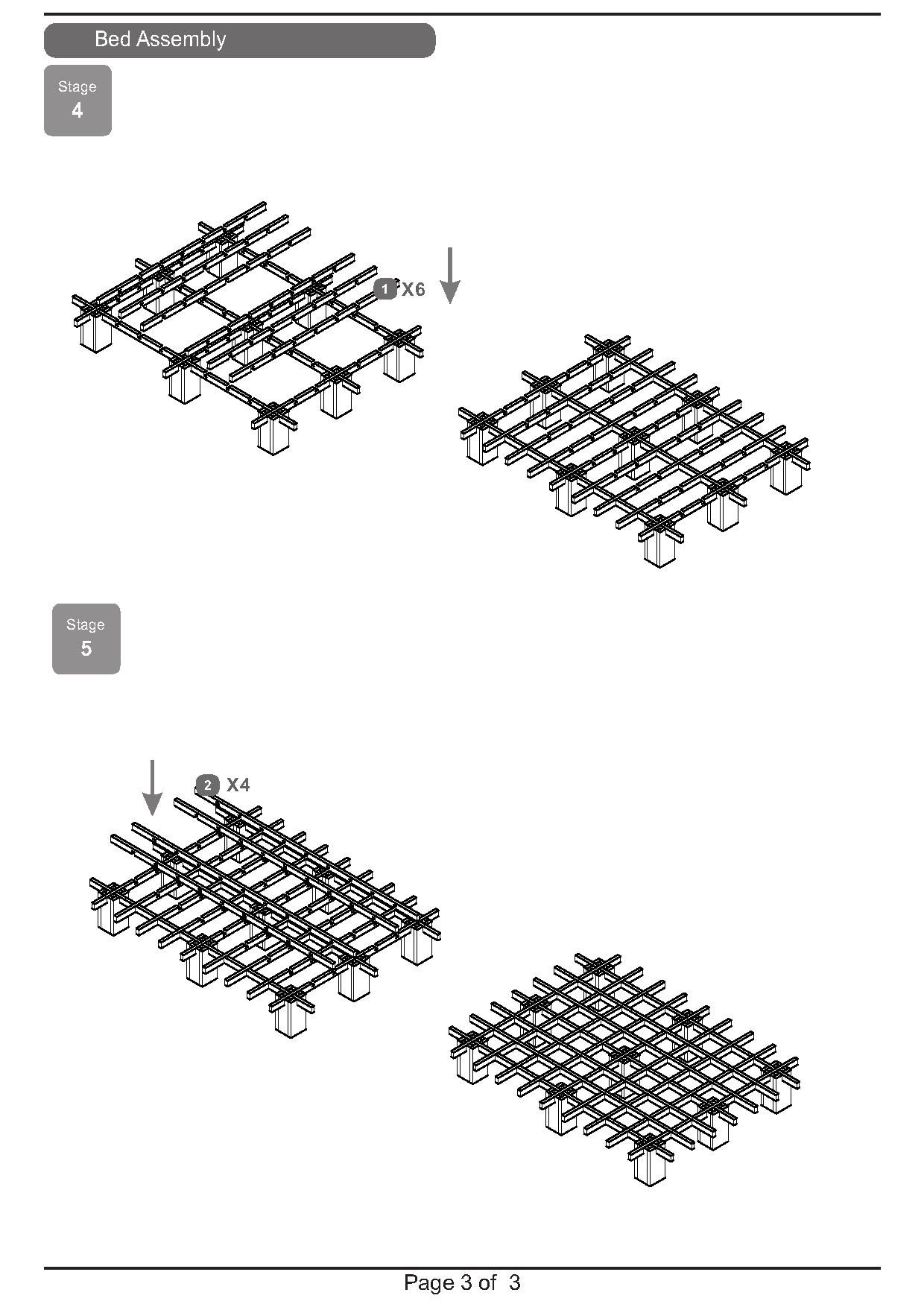 Pin On Funline Bed Frame Collection