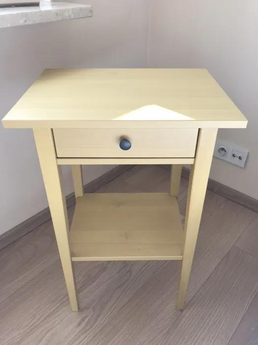 Szafka Nocna Hemnes Ikea Warszawa Wola Olx Pl Furniture Home Decor Decor