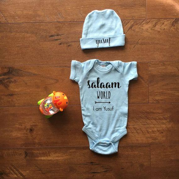 Custom Onsie Baby Baby Shower Newborn Gift Personalized Balloon