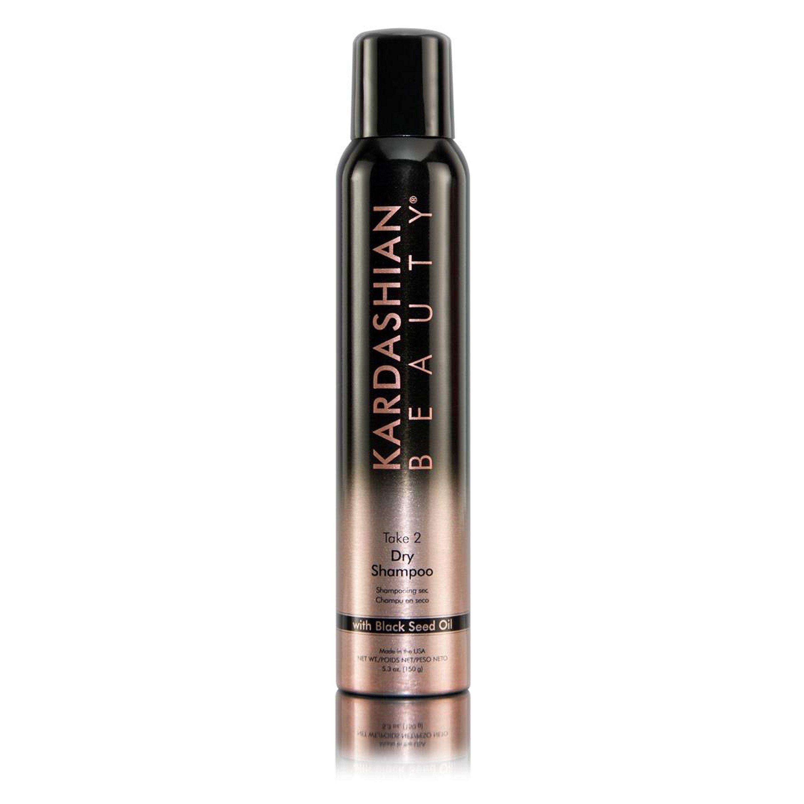 Kardashian Beauty Take 2 Dry Shampoo, 5.3 Ounce