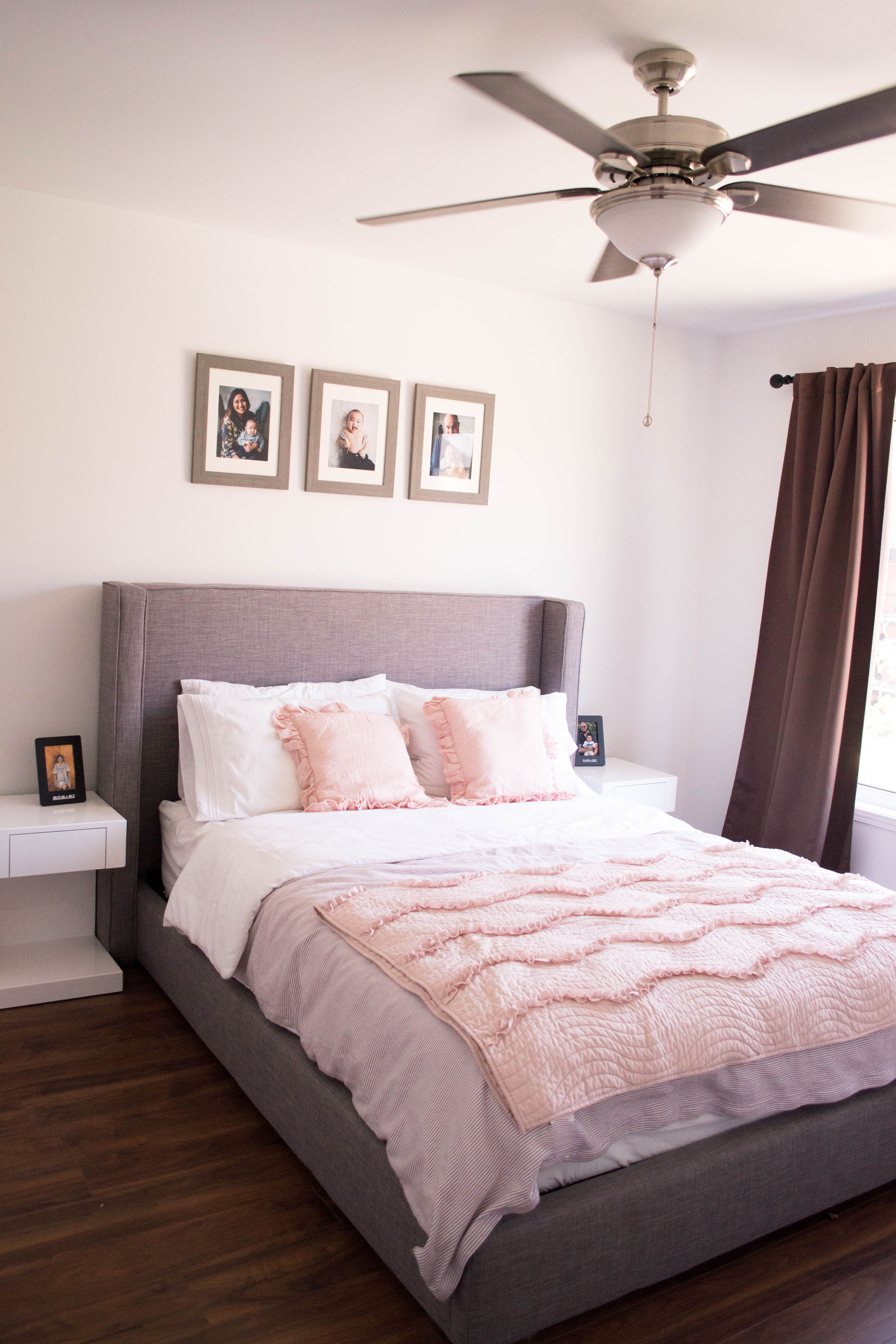 Decorating Our Master Bedroom With A Minimalist Approach Keeping Things