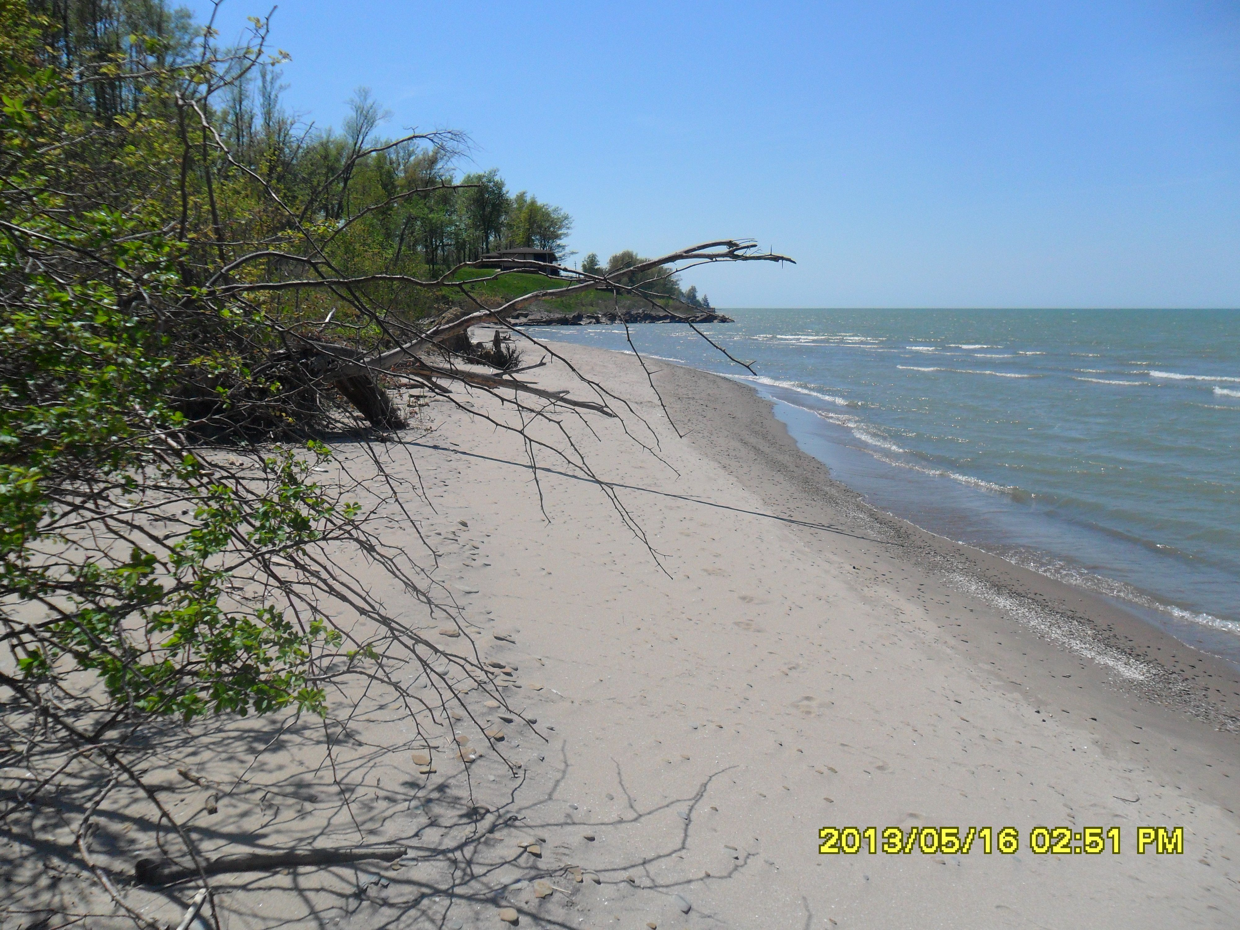 Beach At Geneva Twp Park Lake Erie Two Blocks From Our Home On The Ohio Acorn Cottage Vacation Al Www Vrbo 413024