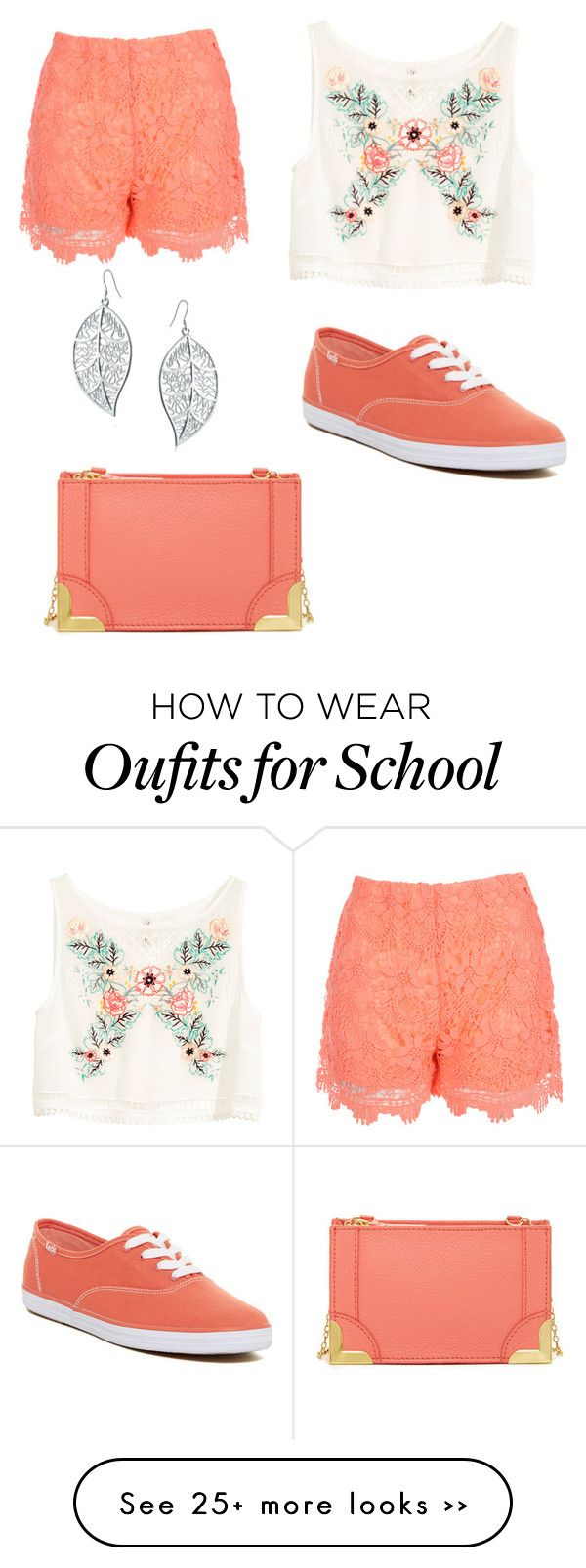 """""""Back to School #1"""" by maxine128 on Polyvore"""