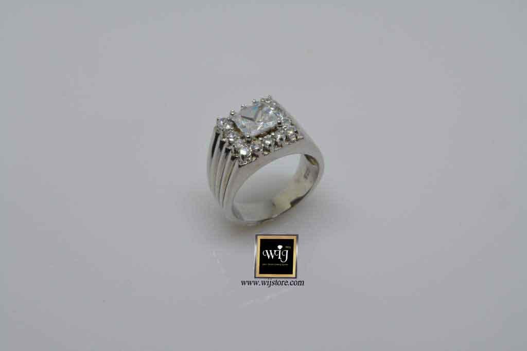 كود 1311 خاتم فضة رجالى Wedding Rings Engagement Rings Rings