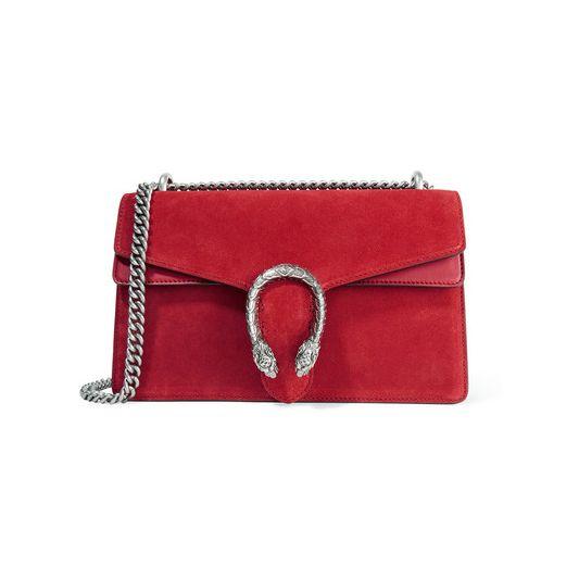 Gucci bag, $2,400, net-a-porter.com.-Wmag