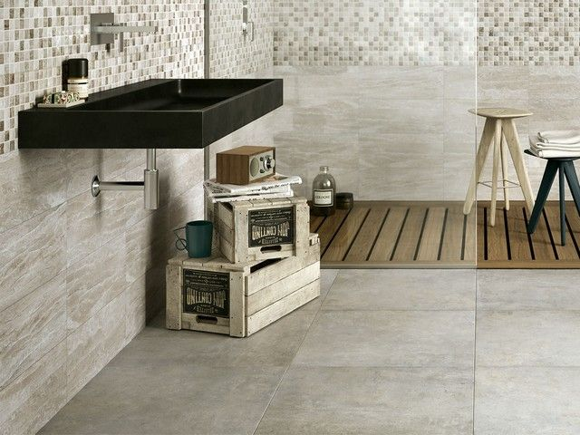 Rivestimento bagno effetto marmo tivoli iperceramica