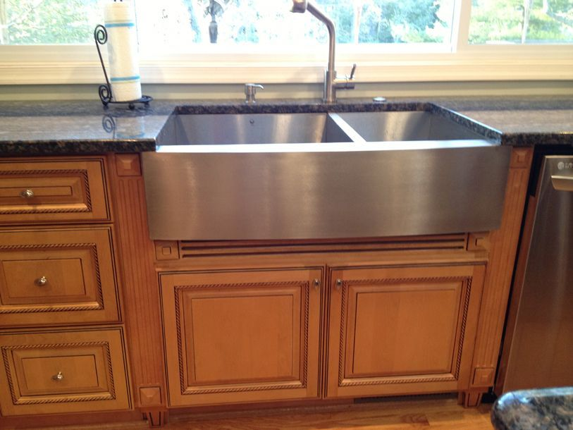 Best Farmhouse Kitchen Cabinets Copyright Kitchen Cabinet 640 x 480