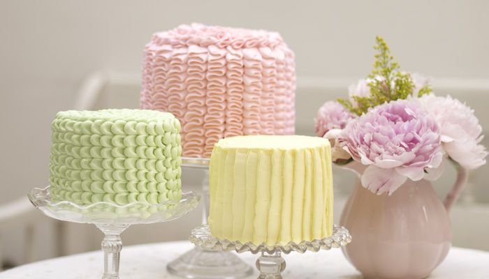 Simple Cake Decorating With Icing Collection best buttercream frosting for decorating Trendy ...