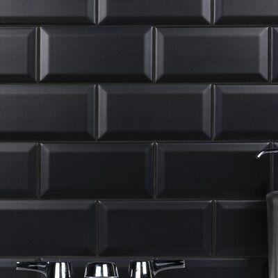 """EliteTile Crown Heights 3"""" x 6"""" Ceramic Subway Tile   Wayfair"""