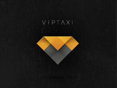 VIPTAXI by by Anton Shauchenka - check the link for more logo inspiration (sorry too lazy to pin them all)