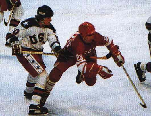 Miracle On Ice 1980 Olympic Men S Hockey Team Cold War Team Usa Hockey Olympic Hockey Hockey Teams