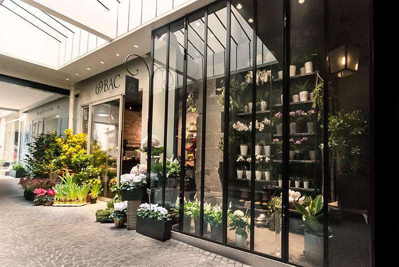 vitrine de fleuriste les ateliers du 4 verri res d 39 int rieur en 2018 pinterest vitrine. Black Bedroom Furniture Sets. Home Design Ideas
