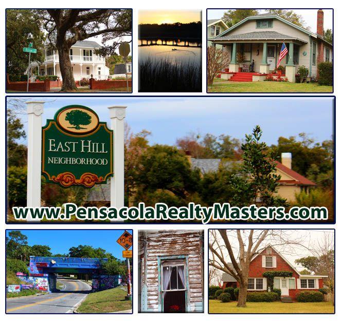 East Hill Pensacola Florida Pensacola East Hills Investment Property