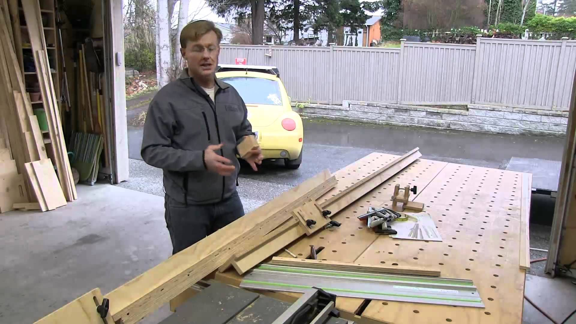 Made Jig For Cabinet Making And Cutting Plywood With The Festool Ts 55 Rail Http Www Paulkhomes Paulk Homes Order Plans Html