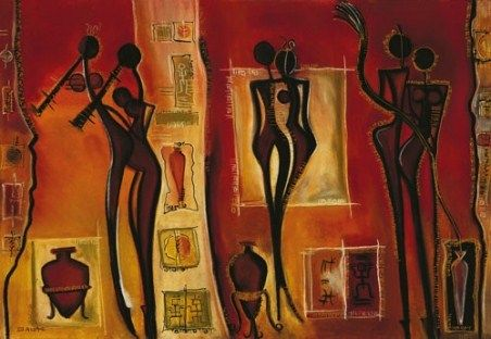 African Style - African Art
