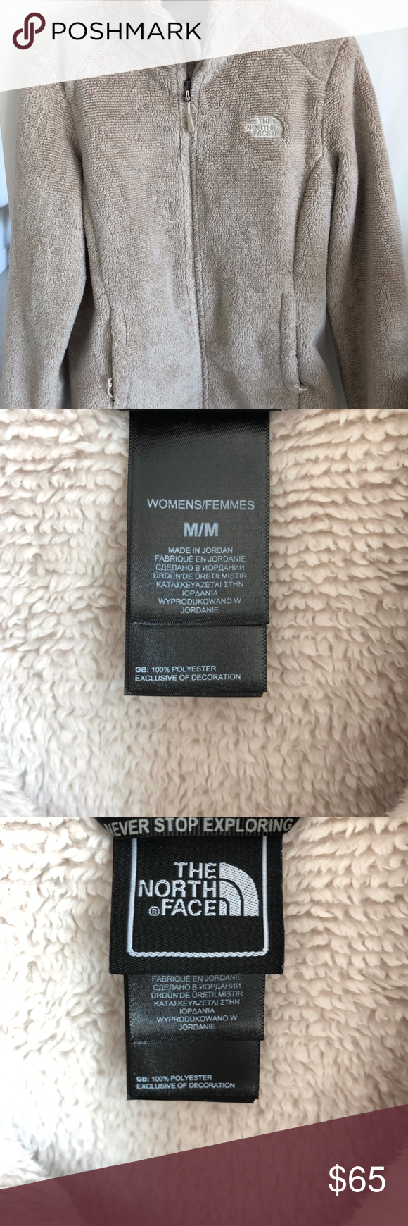 The North Face Fleece Jacket Size M Worn Around 6 8x Tag Inside With Washing Instructions Taken Ou North Face Fleece Jacket North Face Fleece North Face Jacket [ 1740 x 580 Pixel ]
