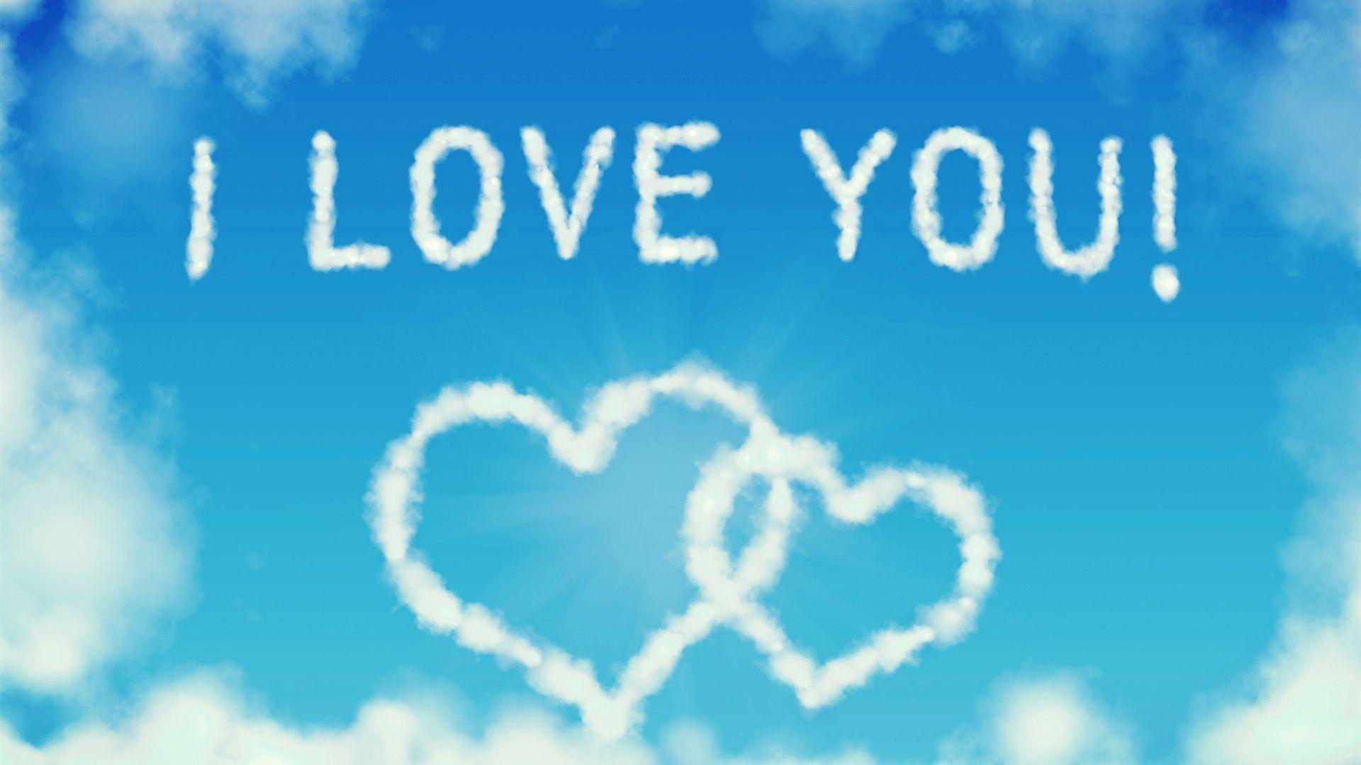Download Wallpaper of love you HD Wallpaper of love you Download