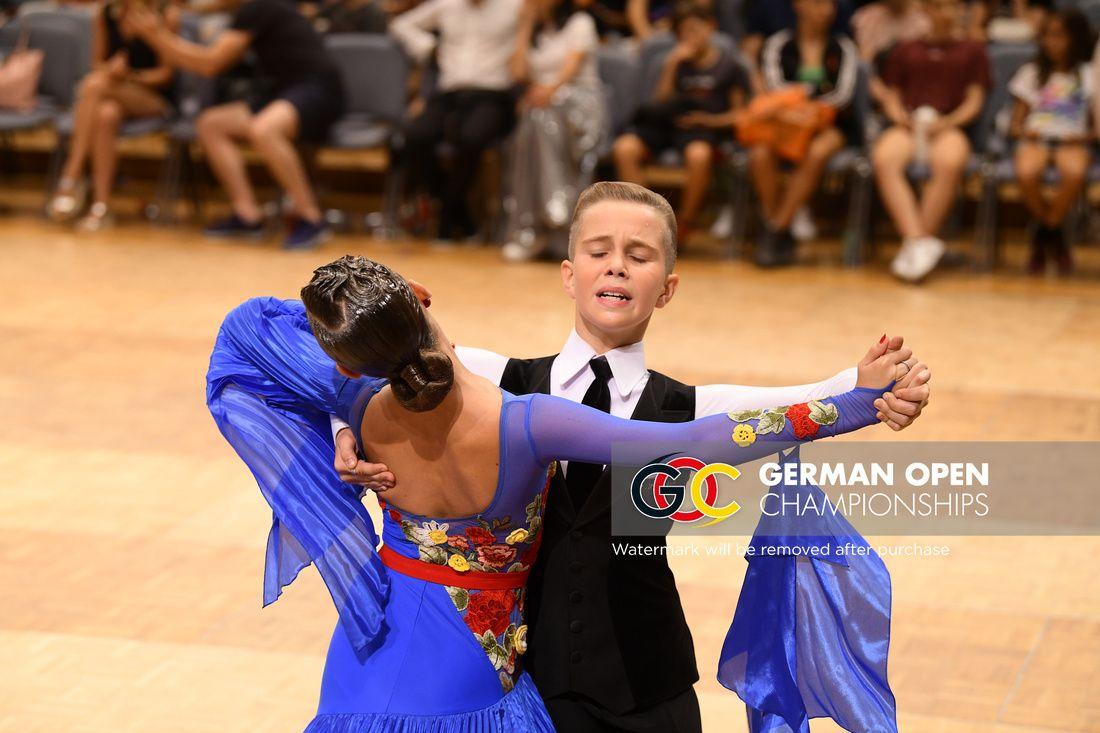GOC 2018 - GOC Junior I 10 Dance | Танцы