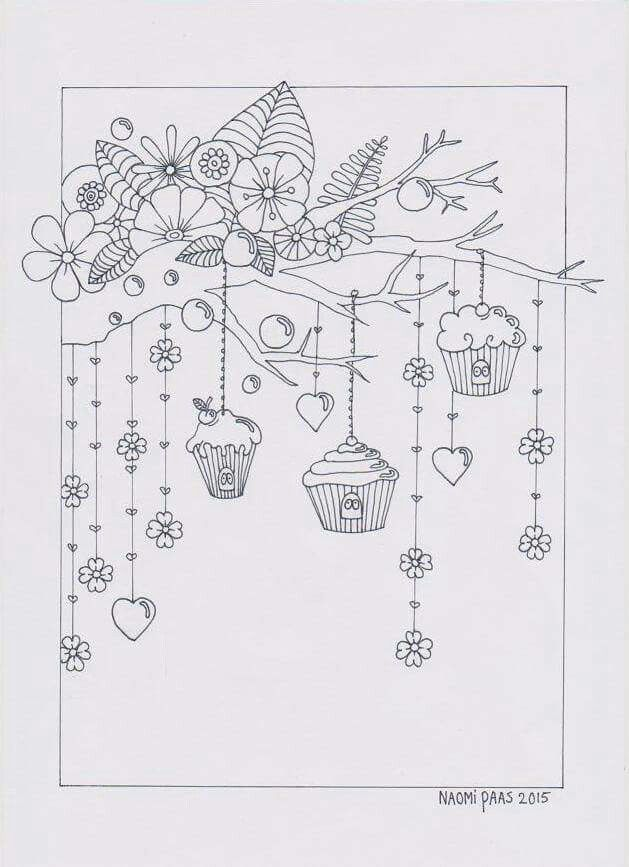 I don't know anyone that would turn down a cupcake tree! I