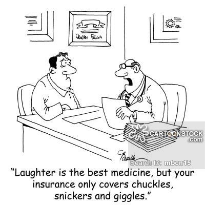 Laughter Is The Best Medicine Cartoons And Comics Medical Jokes
