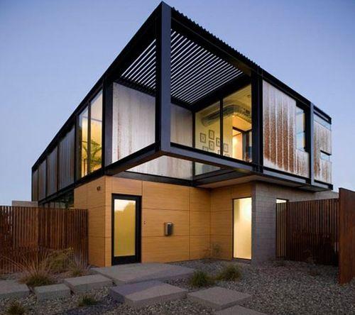 Casas Prefabricadas Modernas Mas Informacion Sobre Este Y Otro Tipo